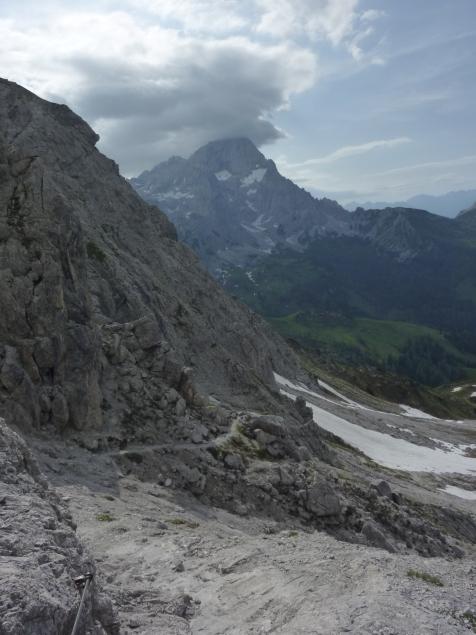 Foto: Manfred Karl / Wandertour / Mitterkogel über den Steiglpass / 15.07.2012 21:48:42