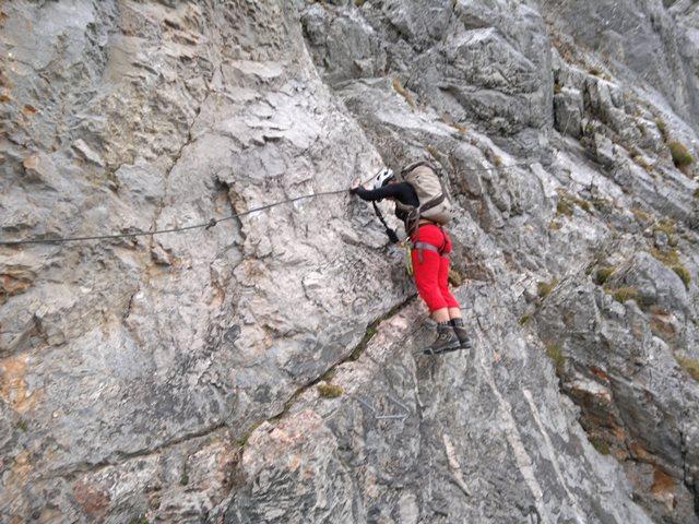 Klettersteig Salzburg : Fotogalerie tourfotos fotos zur klettersteig tour persailhorn