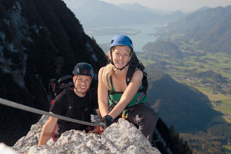 Klettersteig Katrin : Fotogalerie tourfotos fotos zur klettersteig tour katrin