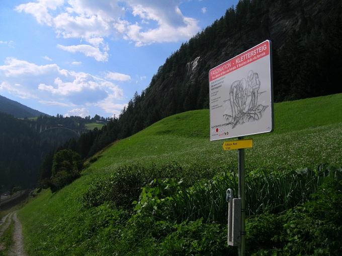 St Jodok Klettersteig : Fotogalerie tourfotos fotos zur klettersteig tour peter kofler