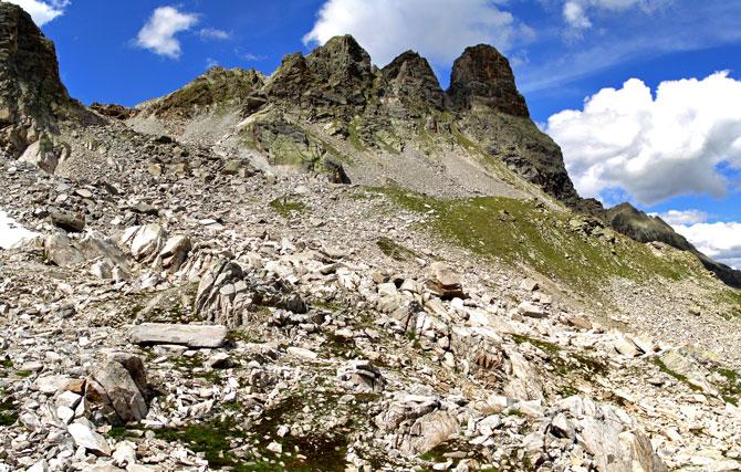 Foto: vince 51 / Wandertour / Sonntagsspitze / Aufstieg zum Klosterpass / 31.08.2012 20:58:35