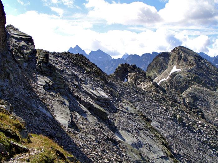 Foto: vince 51 / Wandertour / Sonntagsspitze / Abstieg von der Winterlücke, Weg zum Klosterpass / 31.08.2012 20:52:17