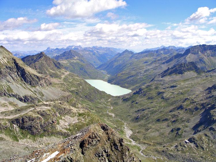 Foto: vince 51 / Wandertour / Sonntagsspitze / Silvrettastausee / 31.08.2012 20:42:59