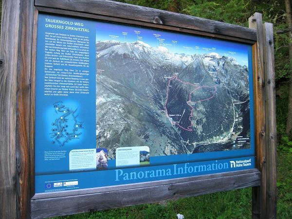 Foto: Andreas Koller / Wandertour / Goldbergspitze aus dem Großen Zirknitztal (3073m) / 22.09.2012 01:53:22