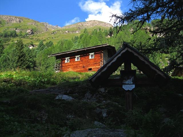 Foto: Andreas Koller / Wandertour / Goldbergspitze aus dem Großen Zirknitztal (3073m) / 22.09.2012 01:53:16