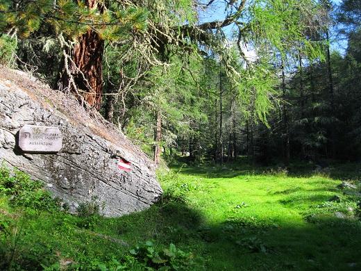 Foto: Andreas Koller / Wandertour / Goldbergspitze aus dem Großen Zirknitztal (3073m) / 22.09.2012 01:53:06