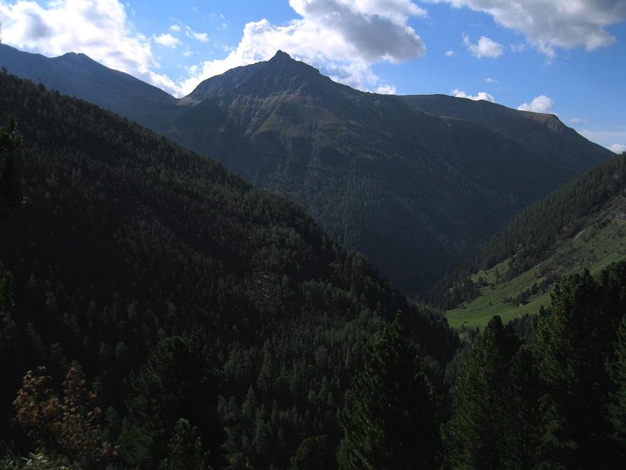 Foto: Andreas Koller / Wandertour / Goldbergspitze aus dem Großen Zirknitztal (3073m) / 22.09.2012 01:51:57