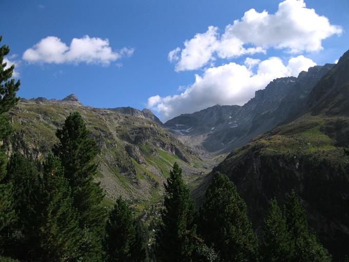 Foto: Andreas Koller / Wandertour / Goldbergspitze aus dem Großen Zirknitztal (3073m) / 22.09.2012 01:51:42