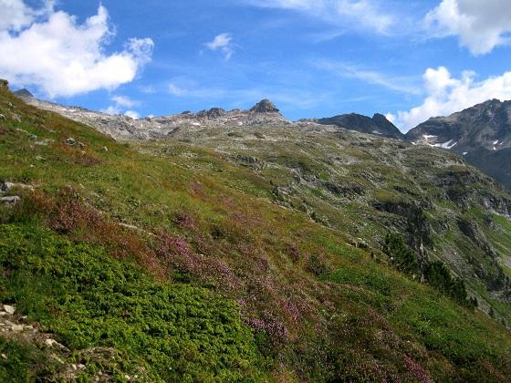 Foto: Andreas Koller / Wandertour / Goldbergspitze aus dem Großen Zirknitztal (3073m) / 22.09.2012 01:51:31