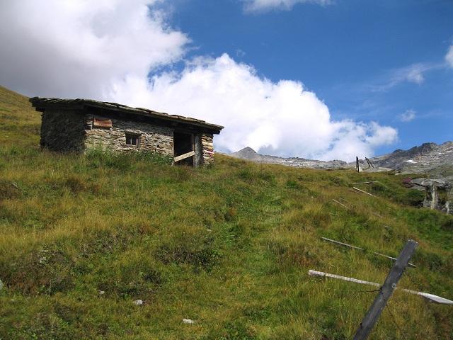 Foto: Andreas Koller / Wandertour / Goldbergspitze aus dem Großen Zirknitztal (3073m) / 22.09.2012 01:51:20