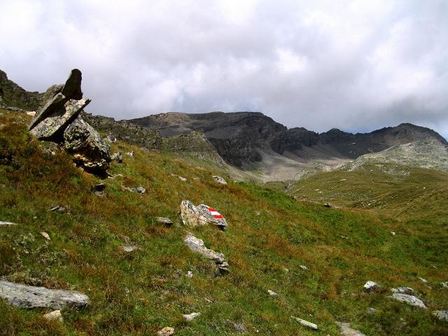 Foto: Andreas Koller / Wandertour / Goldbergspitze aus dem Großen Zirknitztal (3073m) / 22.09.2012 01:51:01