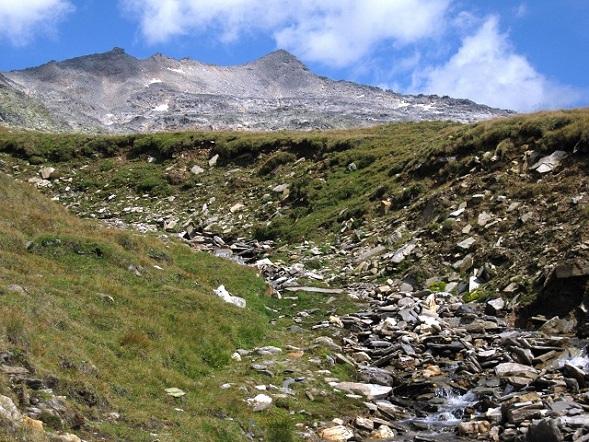 Foto: Andreas Koller / Wandertour / Goldbergspitze aus dem Großen Zirknitztal (3073m) / 22.09.2012 01:50:28