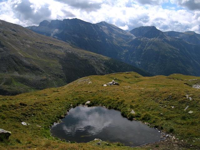 Foto: Andreas Koller / Wandertour / Goldbergspitze aus dem Großen Zirknitztal (3073m) / 22.09.2012 01:50:20