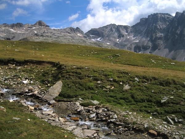 Foto: Andreas Koller / Wandertour / Goldbergspitze aus dem Großen Zirknitztal (3073m) / 22.09.2012 01:50:10