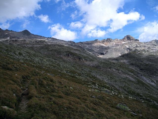 Foto: Andreas Koller / Wandertour / Goldbergspitze aus dem Großen Zirknitztal (3073m) / 22.09.2012 01:49:55