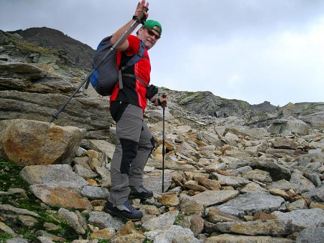 Foto: Andreas Koller / Wandertour / Goldbergspitze aus dem Großen Zirknitztal (3073m) / 22.09.2012 01:48:36
