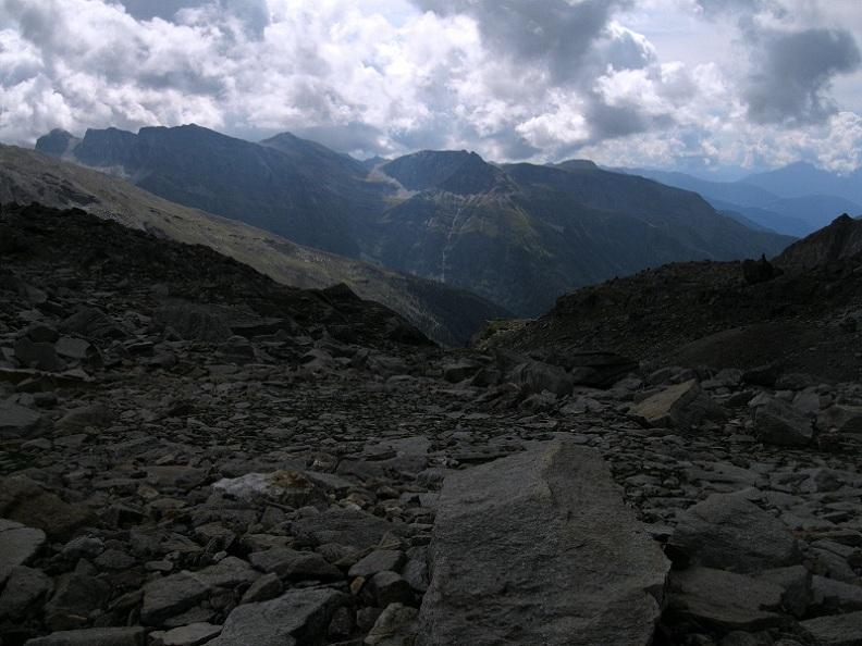 Foto: Andreas Koller / Wandertour / Goldbergspitze aus dem Großen Zirknitztal (3073m) / 22.09.2012 01:48:26