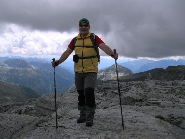 Foto: Andreas Koller / Wandertour / Goldbergspitze aus dem Großen Zirknitztal (3073m) / 22.09.2012 01:47:46