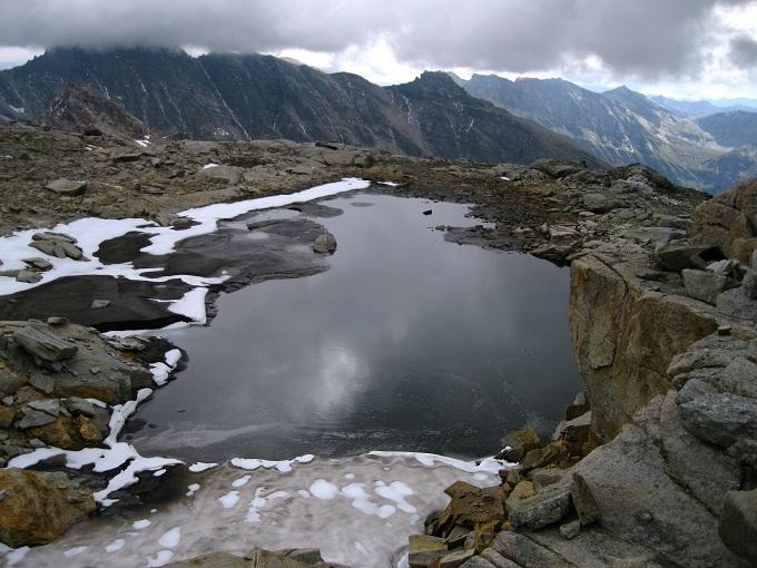 Foto: Andreas Koller / Wandertour / Goldbergspitze aus dem Großen Zirknitztal (3073m) / 22.09.2012 01:47:36