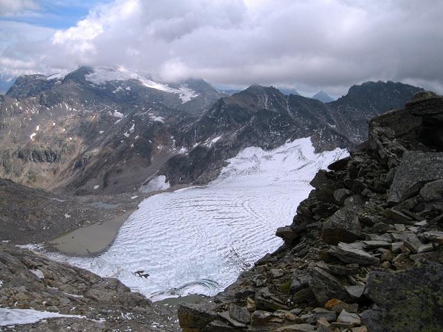 Foto: Andreas Koller / Wandertour / Goldbergspitze aus dem Großen Zirknitztal (3073m) / 22.09.2012 01:46:43
