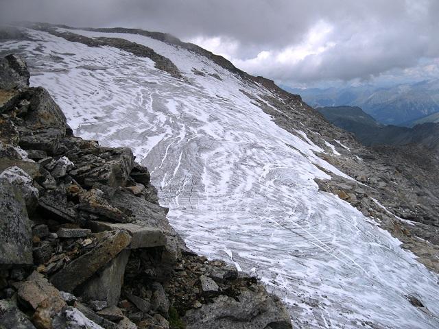 Foto: Andreas Koller / Wandertour / Goldbergspitze aus dem Großen Zirknitztal (3073m) / 22.09.2012 01:46:33