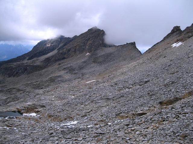 Foto: Andreas Koller / Wandertour / Goldbergspitze aus dem Großen Zirknitztal (3073m) / 22.09.2012 01:46:23
