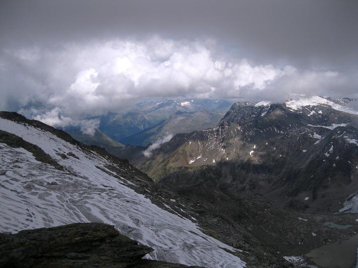 Foto: Andreas Koller / Wandertour / Goldbergspitze aus dem Großen Zirknitztal (3073m) / 22.09.2012 01:45:11