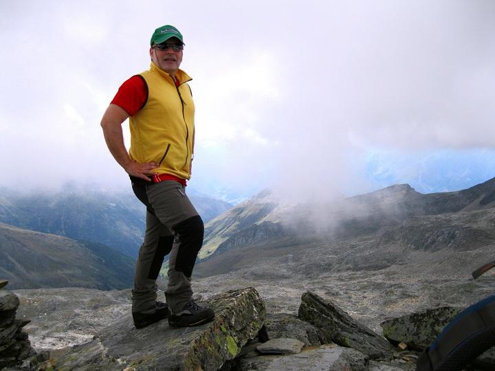 Foto: Andreas Koller / Wandertour / Goldbergspitze aus dem Großen Zirknitztal (3073m) / 22.09.2012 01:44:34