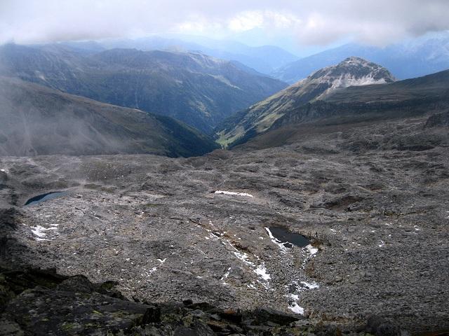 Foto: Andreas Koller / Wandertour / Goldbergspitze aus dem Großen Zirknitztal (3073m) / 22.09.2012 01:44:24