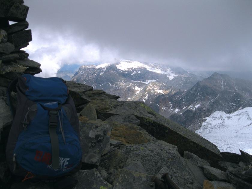 Foto: Andreas Koller / Wandertour / Goldbergspitze aus dem Großen Zirknitztal (3073m) / 22.09.2012 01:42:50