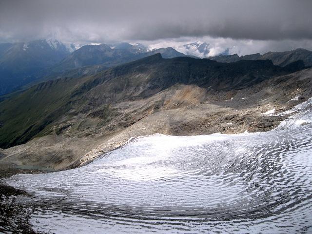 Foto: Andreas Koller / Wandertour / Goldbergspitze aus dem Großen Zirknitztal (3073m) / 22.09.2012 01:42:39