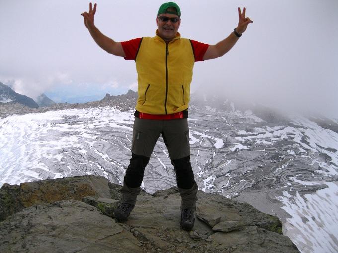 Foto: Andreas Koller / Wandertour / Goldbergspitze aus dem Großen Zirknitztal (3073m) / 22.09.2012 01:42:30