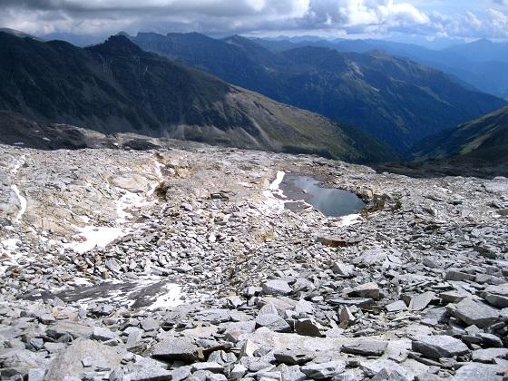 Foto: Andreas Koller / Wandertour / Goldbergspitze aus dem Großen Zirknitztal (3073m) / 22.09.2012 01:41:50