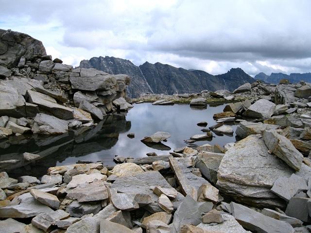 Foto: Andreas Koller / Wandertour / Goldbergspitze aus dem Großen Zirknitztal (3073m) / 22.09.2012 01:41:39