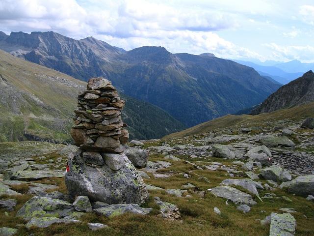 Foto: Andreas Koller / Wandertour / Goldbergspitze aus dem Großen Zirknitztal (3073m) / 22.09.2012 01:40:54