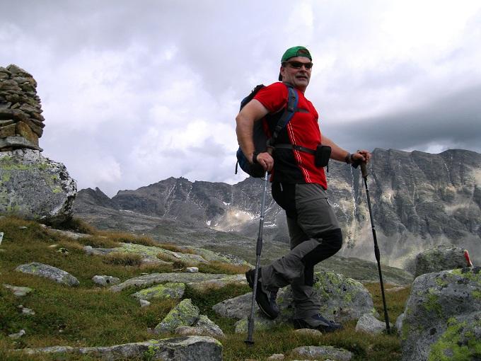 Foto: Andreas Koller / Wandertour / Goldbergspitze aus dem Großen Zirknitztal (3073m) / 22.09.2012 01:40:41