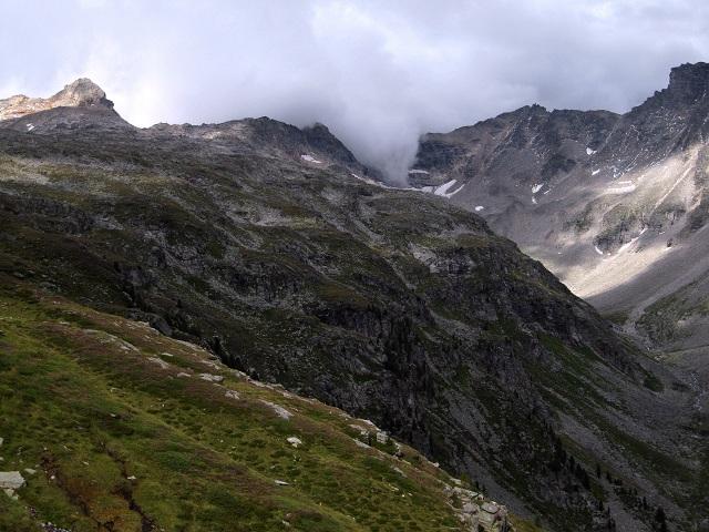 Foto: Andreas Koller / Wandertour / Goldbergspitze aus dem Großen Zirknitztal (3073m) / 22.09.2012 01:40:31