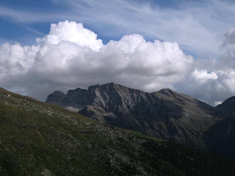 Foto: Andreas Koller / Wandertour / Goldbergspitze aus dem Großen Zirknitztal (3073m) / 22.09.2012 01:40:09