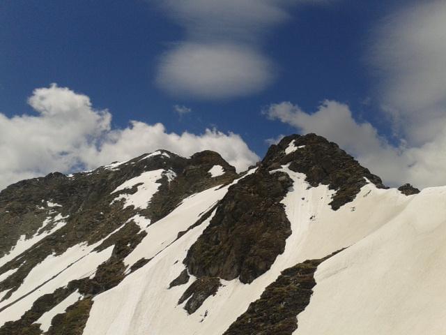 Foto: Maximilian Klammer / Wandertour / Böseck  / Kurz unterm Gipfel / 29.09.2012 11:20:19