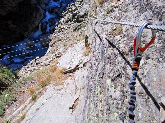 Klettersteig Obergurgl : Obergurgl klettersteig youtube