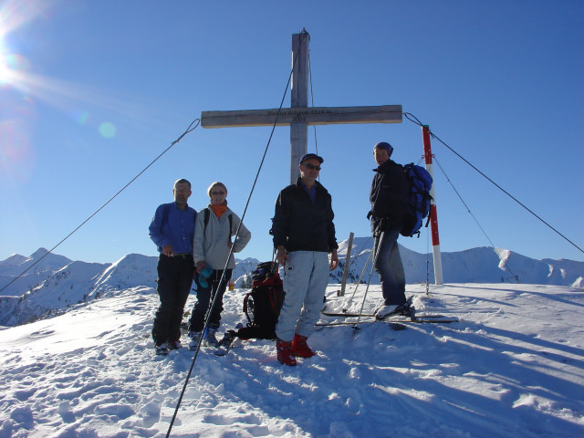 Foto: Wolfgang Lauschensky / Ski Tour / Riesnerkrispen über Mörsbachtal / Riesnerkrispen / 23.12.2012 16:06:53