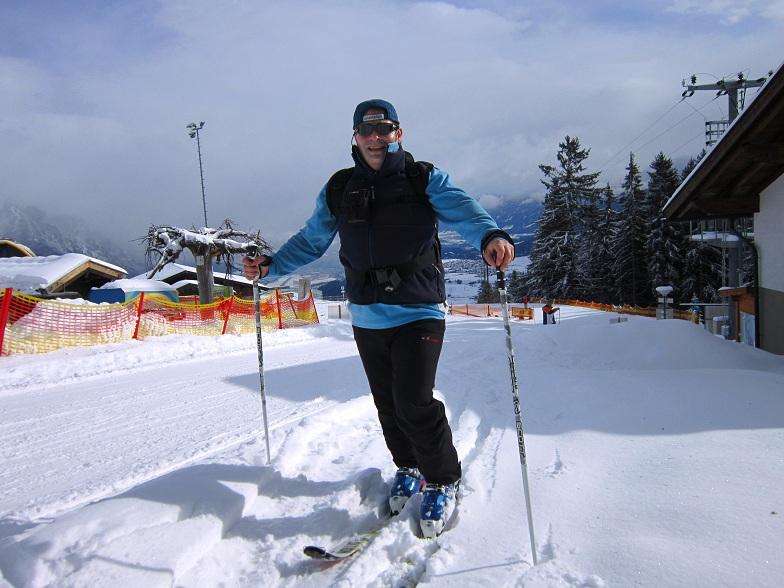 Foto: Andreas Koller / Skitour / Lawinensicher aufs Rangger Köpfl (1939m) / 22.02.2013 22:13:46