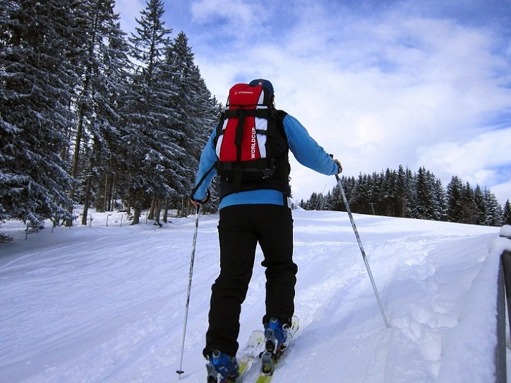 Foto: Andreas Koller / Skitour / Lawinensicher aufs Rangger Köpfl (1939m) / 22.02.2013 22:13:21