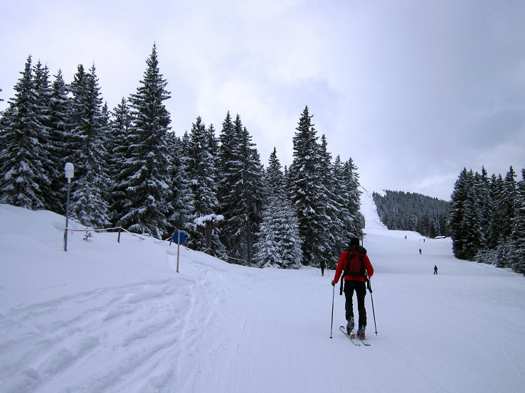 Foto: Andreas Koller / Skitour / Lawinensicher aufs Rangger Köpfl (1939m) / 22.02.2013 22:13:04