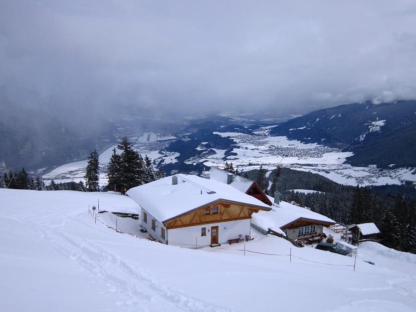 Foto: Andreas Koller / Skitour / Lawinensicher aufs Rangger Köpfl (1939m) / 22.02.2013 22:12:21