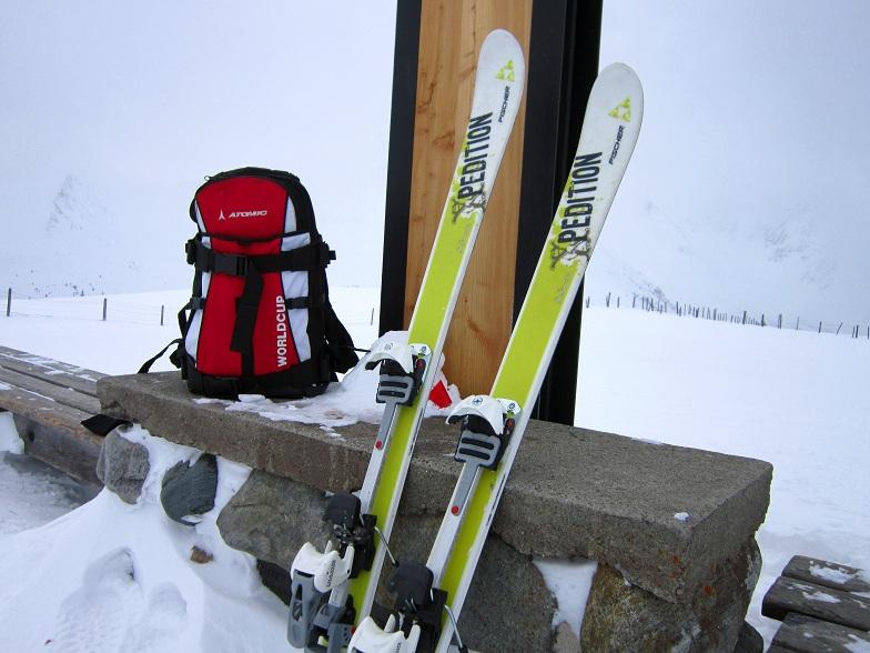Foto: Andreas Koller / Skitour / Lawinensicher aufs Rangger Köpfl (1939m) / 22.02.2013 22:11:05