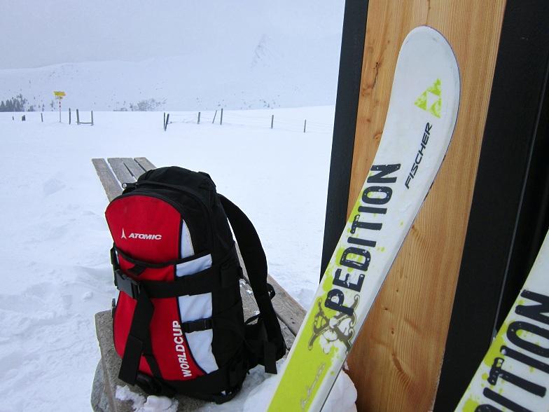 Foto: Andreas Koller / Skitour / Lawinensicher aufs Rangger Köpfl (1939m) / 22.02.2013 22:10:16