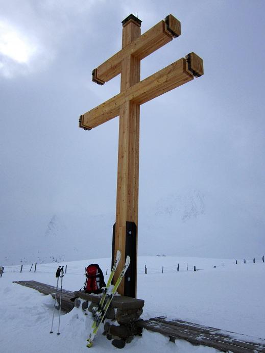 Foto: Andreas Koller / Skitour / Lawinensicher aufs Rangger Köpfl (1939m) / Abschied vom Rannger Köpfl / 22.02.2013 22:10:06