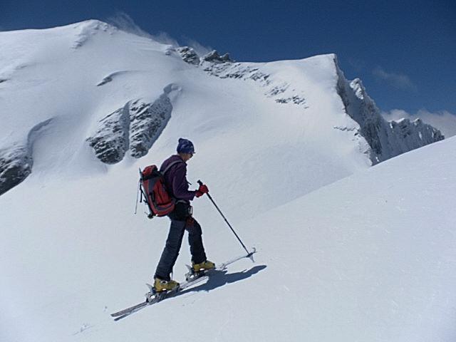 Foto: Wolfgang Lauschensky / Skitour / Ödenwinkelschartenkopf  (3261m) / Schneewinkelkopf und Eiskögele / 25.05.2013 11:27:51