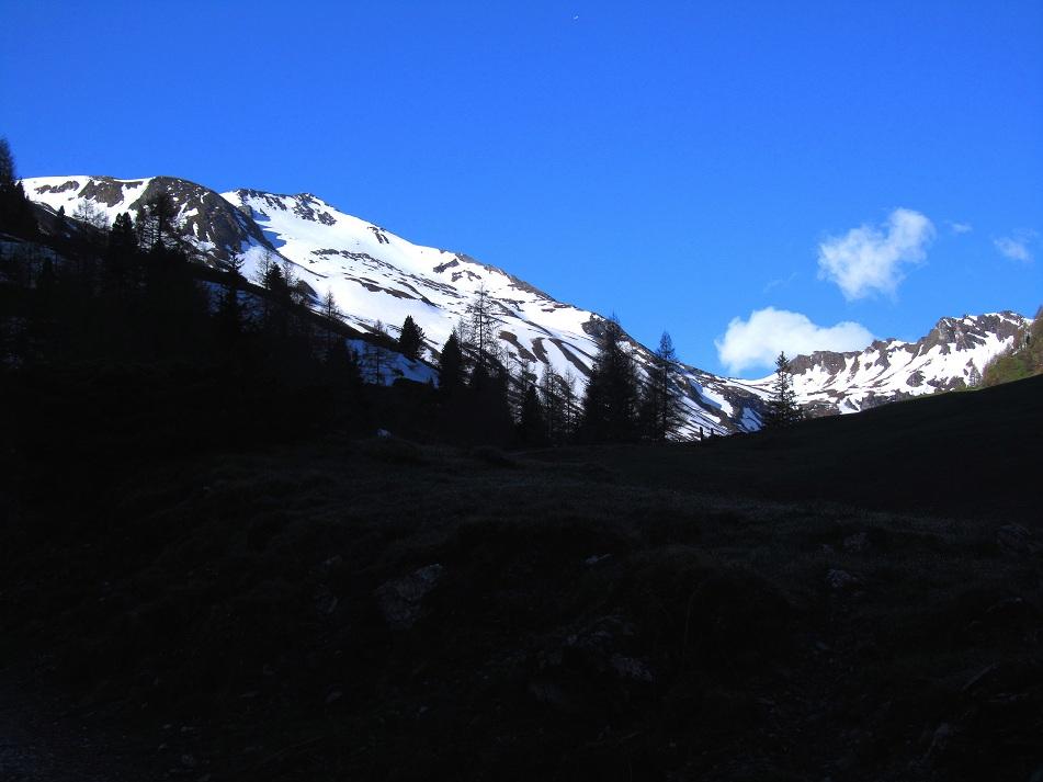 Foto: Andreas Koller / Ski Tour / Jägerspitze aus dem Riedingtal (2508m) / 31.05.2013 15:15:26